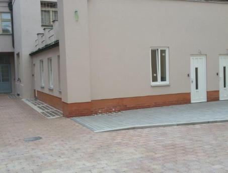 Rekonstrukce společných prostor – Říční 456/10, Praha 1