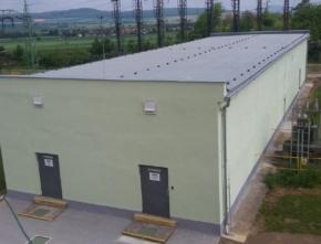 Rekonstrukce trafostanice TS Hořovice
